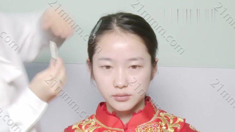 06妆面秀禾造型