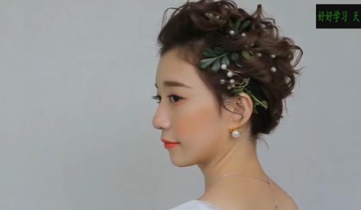 03--造型婚礼新娘美妆