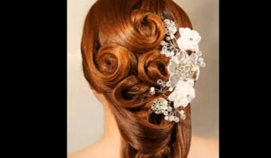 3、新娘发型之三