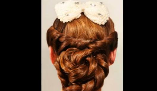 5、新娘发型之五