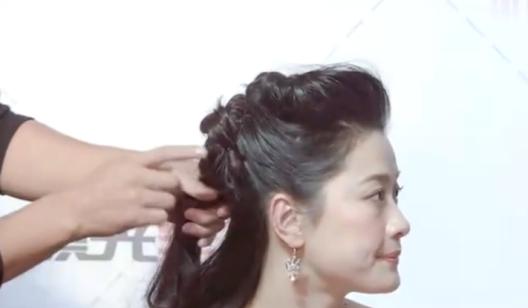 08 第7节高贵白纱新娘造型