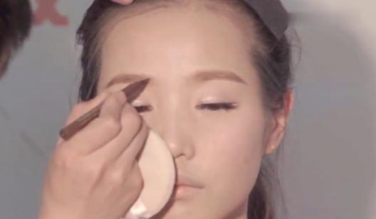 06 新娘妆之修饰眉毛及整体细节调整