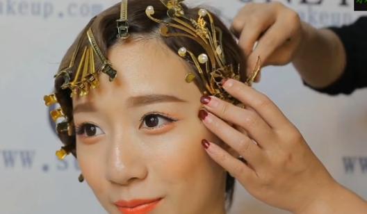 02--造型婚礼新娘美妆