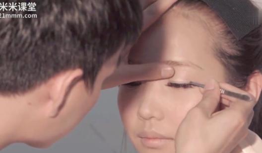 05 新娘妆之睫毛的修饰与种睫毛
