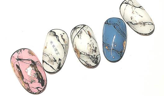 无限造物▪大理石(無限の造物・大理石)-日式美甲店会所款