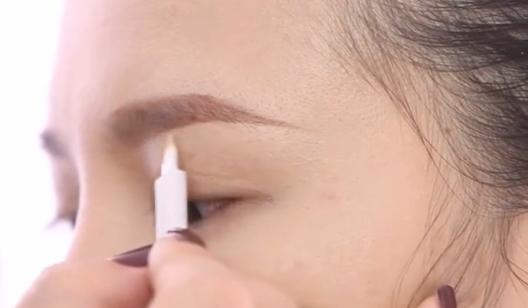 轻松画出漂亮眉型(上下集)--化妆在线课程